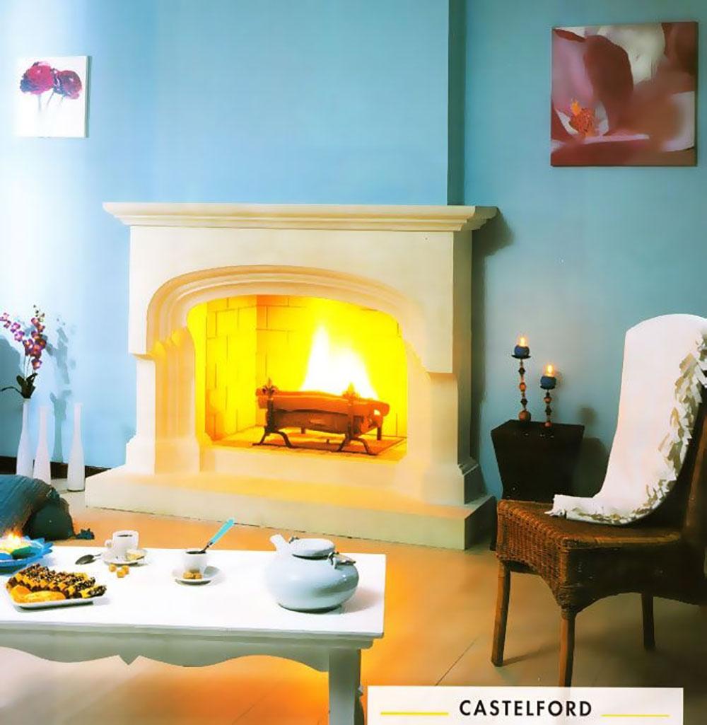 Seminee clasice - Semineu Castelford
