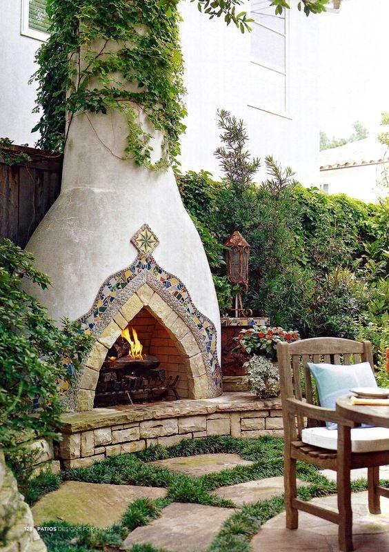 Seminee moderne - Semineu Gaudi